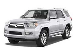 Стекло на Toyota 4-Runner 2010 -
