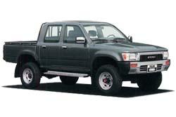 Стекло на Toyota 4-Runner;Hi Lux 1989 - 1995 PickUp