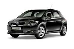 Стекло на Toyota Auris 2007 - 2012