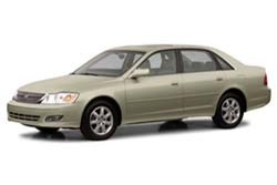 Стекло на Toyota Avalon (USA) 2000 - 2004
