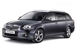 Стекло на Toyota Avensis 2003 - 2008 Combi_1