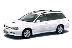 Стекло на Toyota Avensis;Caldina 1997 - 2003 Combi