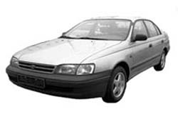 Стекло на Toyota Carina E;Corona AT190;Caldina 1992 - 1998 Sedan