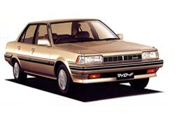 Стекло на Toyota Carina II;Corona AT150 1984 - 1988 Sedan