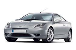 Стекло на Toyota Celica 1999-2006