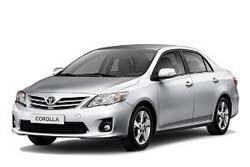 Стекло на Toyota Corolla E140;150 2007 - 2012 Sedan