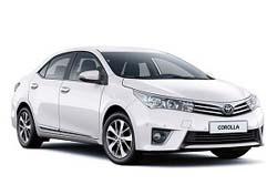 Стекло на Toyota Corolla E170 2013 -