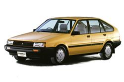 Стекло на Toyota Corolla E80 1983 - 1987 Lift