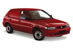 Стекло на Toyota Corolla E90 1987 - 1991 Lift