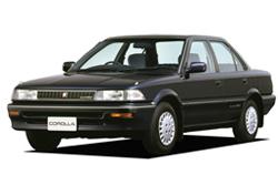 Стекло на Toyota Corolla E90 1987 - 1991 Sedan