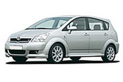 Стекло на Toyota Corolla Verso 2001-2006