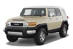 Стекло на Toyota FJ Cruiser 2006 -