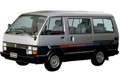 Стекло на Toyota Hi-Ace H100 1989 - 2004
