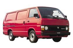 Стекло на Toyota Hi-Ace H50 1982-1989