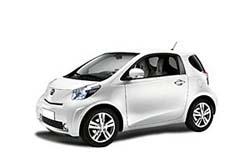 Стекло на Toyota IQ 2009-