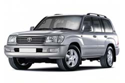 Стекло на Toyota Land Cruiser J100 1998 - 2007