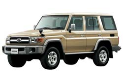 Стекло на Toyota Land Cruiser J70 1984-1996