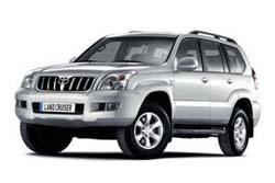Стекло на Toyota Land Cruiser Prado J120 2002 - 2009