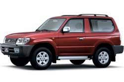 Стекло на Toyota Land Cruiser Prado J90 1996 - 2002