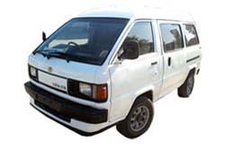 Стекло на Toyota Lite-Ace 1986 - 1992