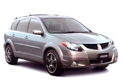 Стекло на Toyota Matrix;Voltz 2002 - 2007