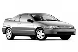 Стекло на Toyota Paseo 1996 - 1999 Coupe