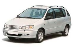 Стекло на Toyota Picnic;Ipsum 1995 - 2001