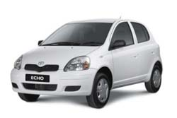 Стекло на Toyota Yaris;Echo 1999 - 2005 Hatch