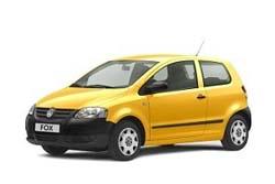 Стекло на VW Fox 2005 - 2011