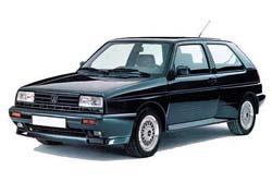 Стекло на VW Golf 1983 - 1991