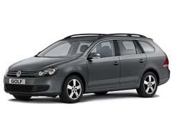 Стекло на VW Golf 2009 - 2012 Combi