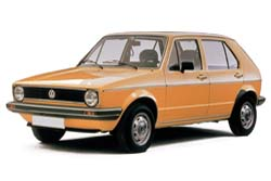 Стекло на VW Golf;Jetta 1974 - 1983 Hatch