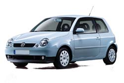 Стекло на VW Lupo 1998 - 2005