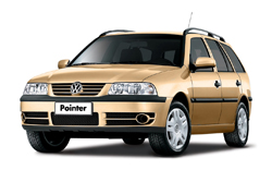 Стекло на VW Pointer;Gol 1995 - 2008 Combi