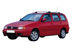 Стекло на VW Polo 1994 - 1999 Combi