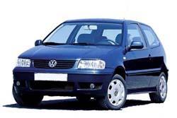 Стекло на VW Polo 2000 - 2002 Hatch