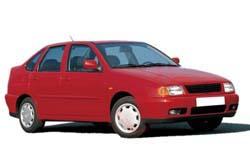 Стекло на VW Polo 2000-2002 Sedan