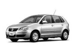 Стекло на VW Polo 2002 - 2009