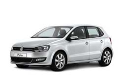 Стекло на VW Polo 2009- Hatch
