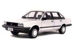 Стекло на VW Santana 1981 - 1988
