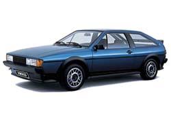 Стекло на VW Scirocco 1982-1992
