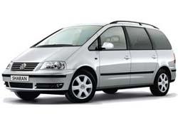 Стекло на VW Sharan 1995 - 2010