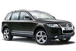 Стекло на VW Touareg 2002 - 2009