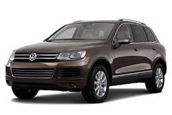 Стекло на VW Touareg 2010-