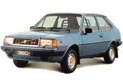 Стекло на Volvo 340;360 1976 - 1991  Hatch