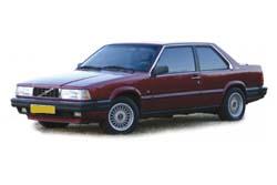 Стекло на Volvo 780 1986 - 1990