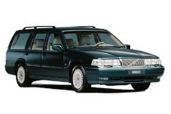 Стекло на Volvo 960;S90;V90 1990 - 1998