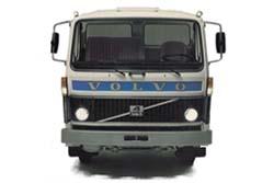 Стекло на Volvo F406;407;609;613 1975-1990