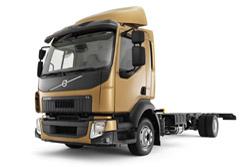 Стекло на Volvo FL 2007 -